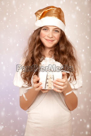 sweet santa helper