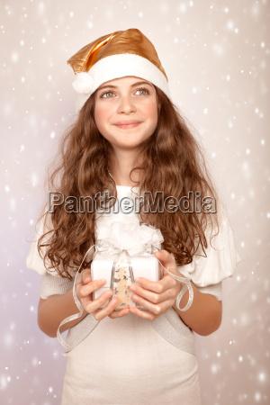 cute santa helper