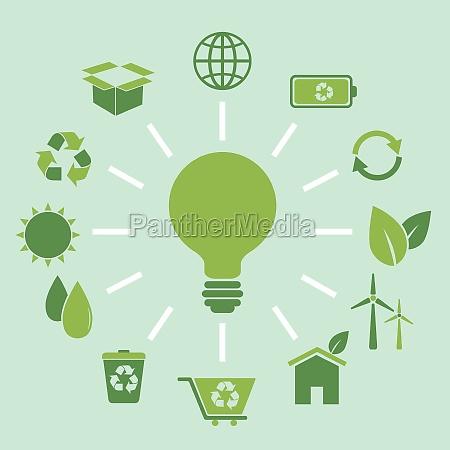 idea de concepto de la ecologia