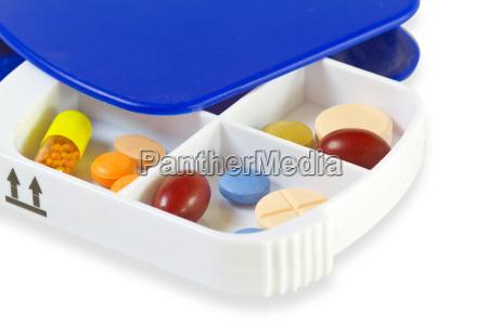 salud colorido sanar cura pastillas las