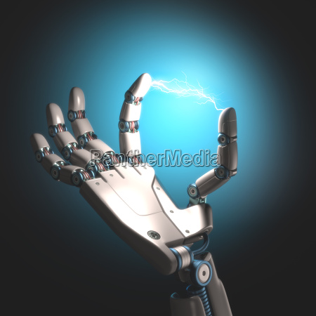 energy hand