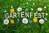 gartenparty gartenfest text