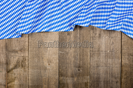 wooden boards with bavarian diamond pattern