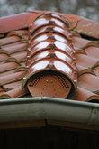detail eines daches