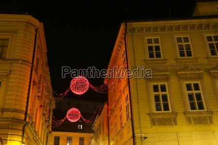 christmas ornaments in zagreb