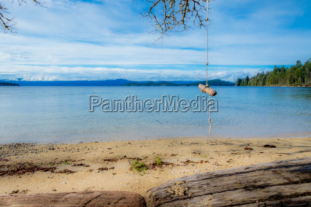 campsite, swing - 17367634