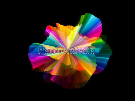 color burst