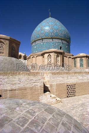 shrine of shah nematulla vali mahan