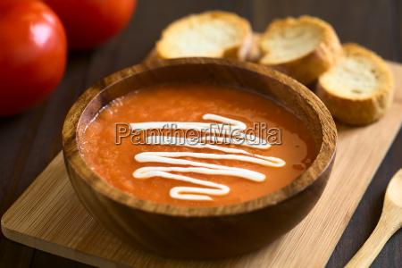cream, of, tomato, soup - 19825515