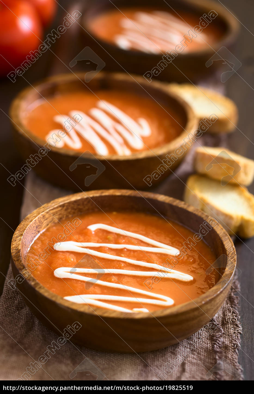 cream, of, tomato, soup - 19825519