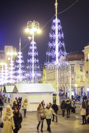 advent in zagreb croatia 2016