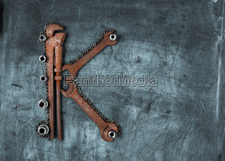 wrenches spanners set
