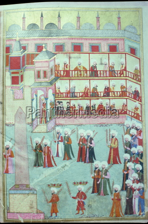 book of the procession in honour