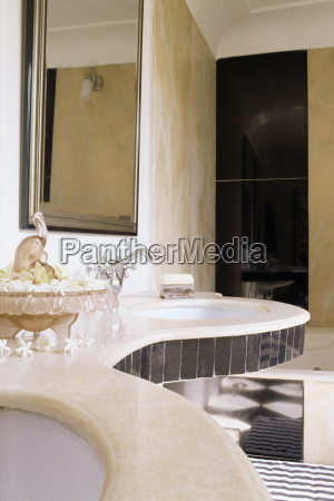 bathroom of a private residence samode