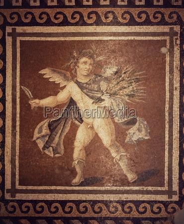 roman mosaic antioch museum anatolia turkey