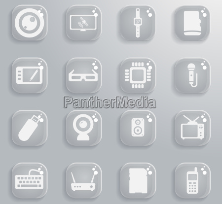 gadgets simply icons