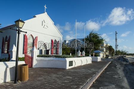 beautiful church in cockburn town grand