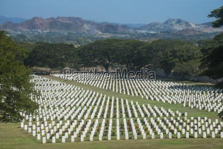 bomana war cemetery port moresby papua