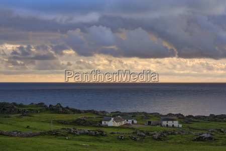 cottage malin head county donegal ulster
