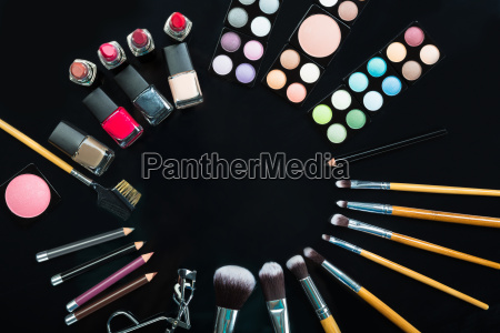 cepillo clavo pulir pulido maquillaje profesional