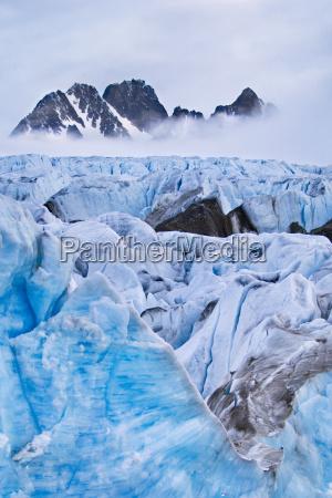 monaco glacier spitsbergen