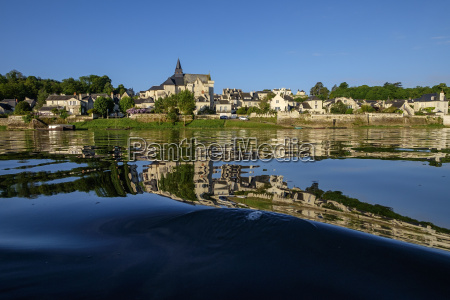 candes saint martin confluence of loire